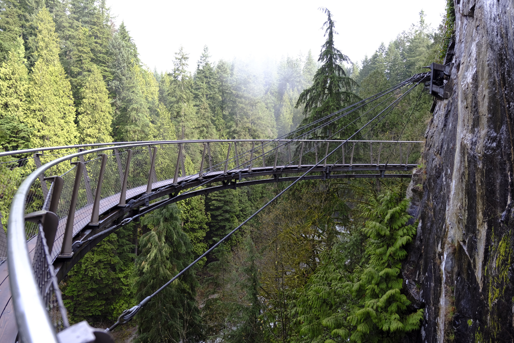Vancouver Capilano Suspension Bridge04