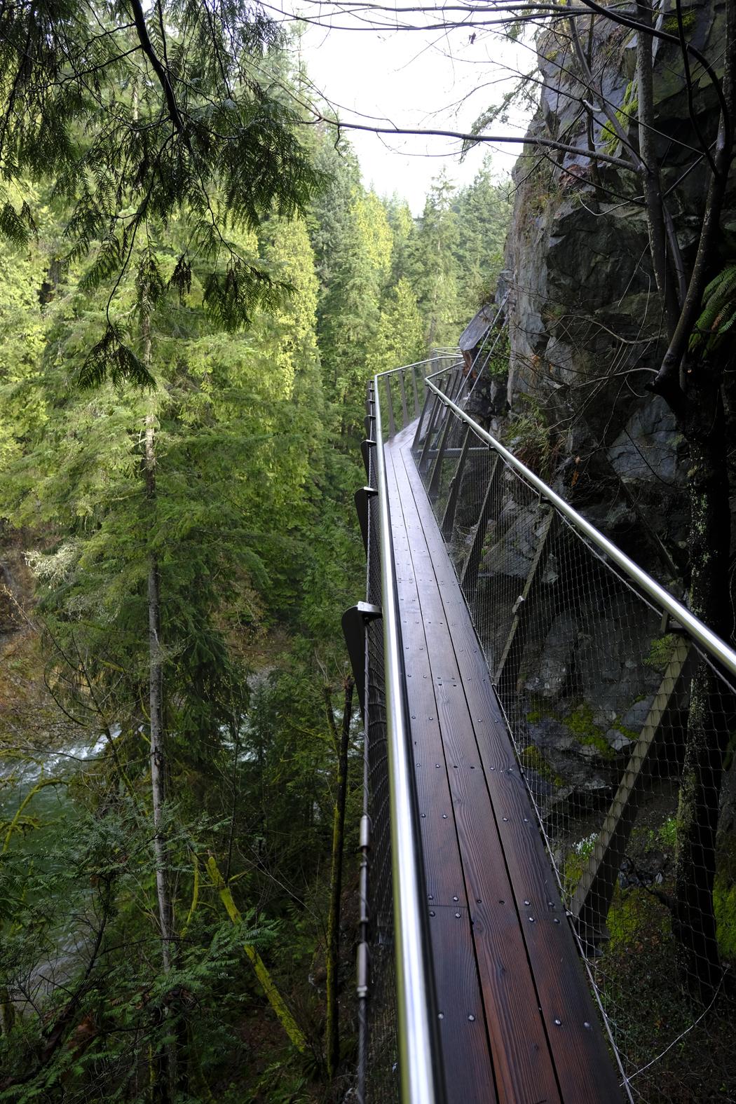 Vancouver Capilano Suspension Bridge05