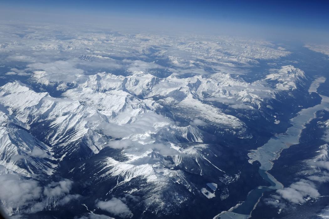 Vancouver Flug FRA YVR