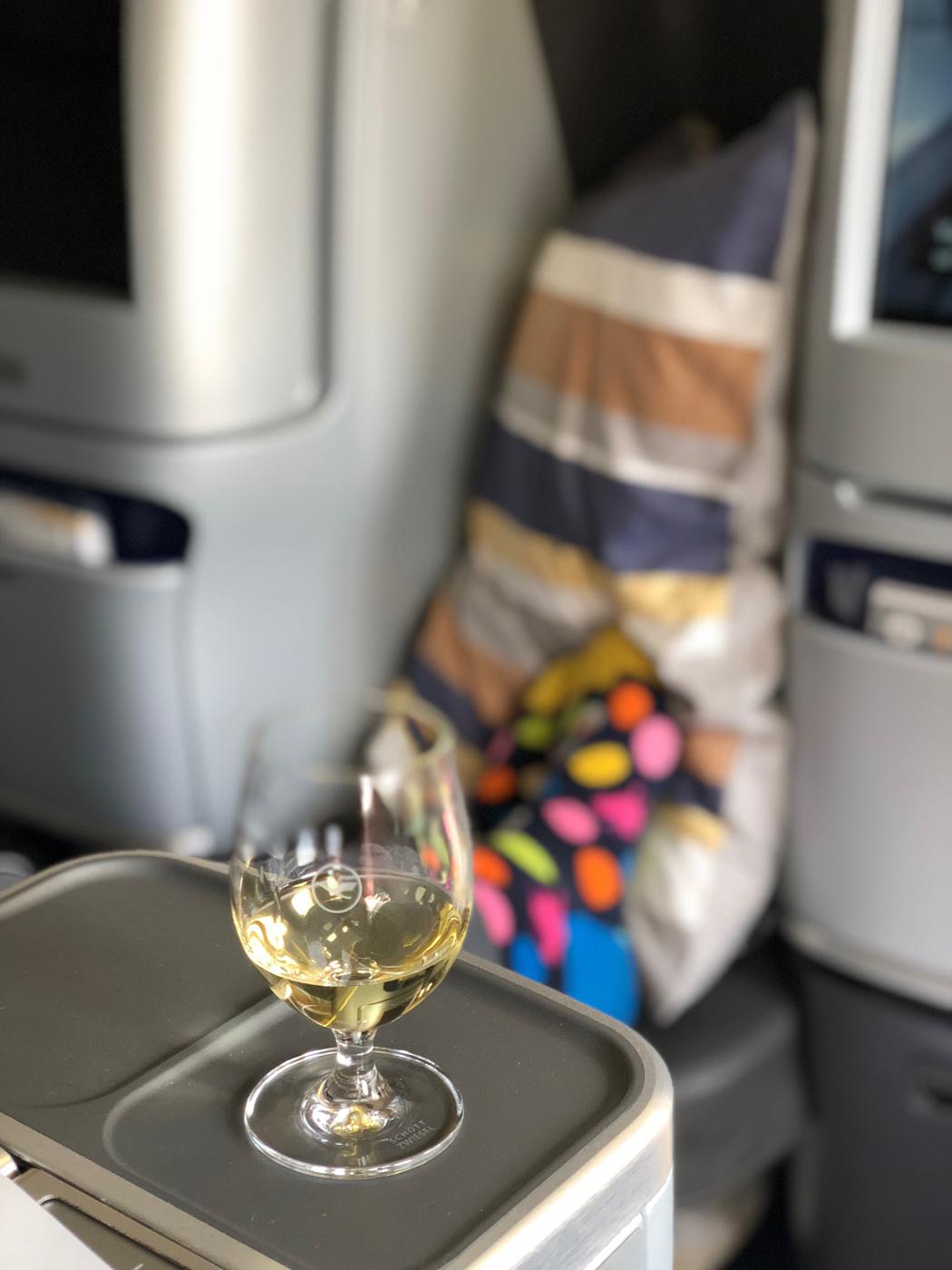Vancouver Flug FRA YVR01