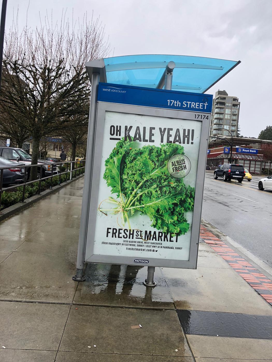 Vancouver Kale Yeah