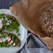 """Glutenfreies Brot für Phase 1 der """"Zuckerfrei""""-Challenge"""