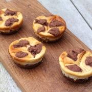 Rezept: Zupfkuchen-Muffins ohne raffinierten Zucker