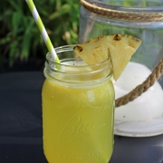 Recipe: Pineapple Turmeric Lemonade – Perfect for Summer!