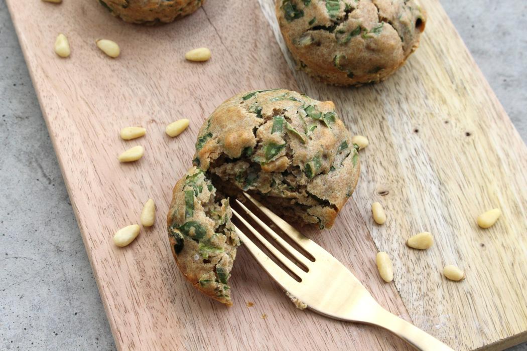 Bärlauch Muffins mit Pinienkernen02