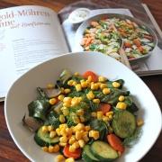 Rezept: Bunte Gemüsepfanne aus dem Alnatura-Kochbuch