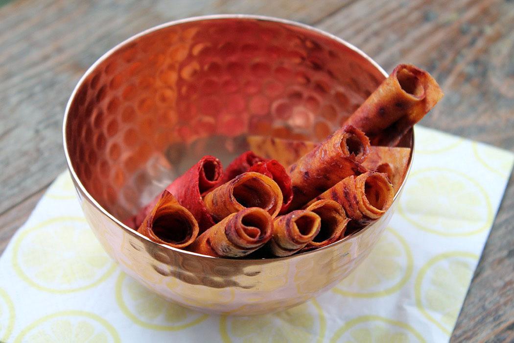 Fruchrollen Erdbeere Nektarine 1