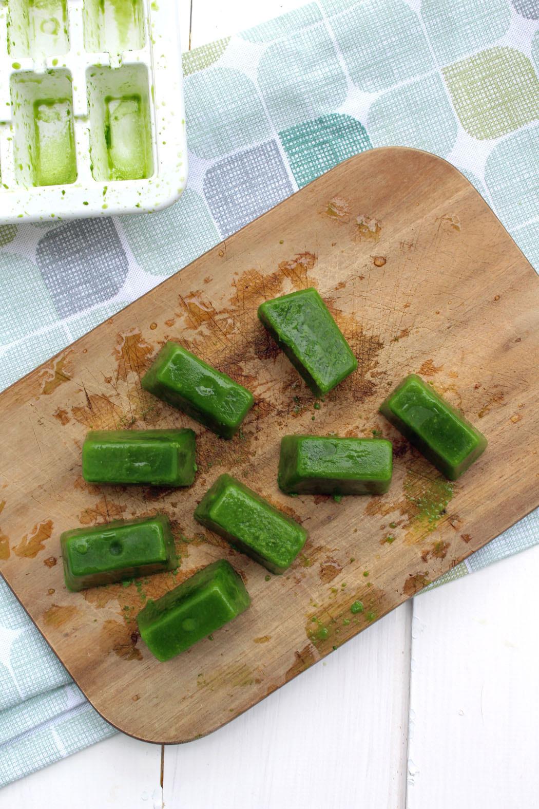 Grüne Smoothies Eiswürfel 01 1