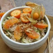 Basic Recipe for a Power Breakfast: Zoats {Zucchini Oatmeal}