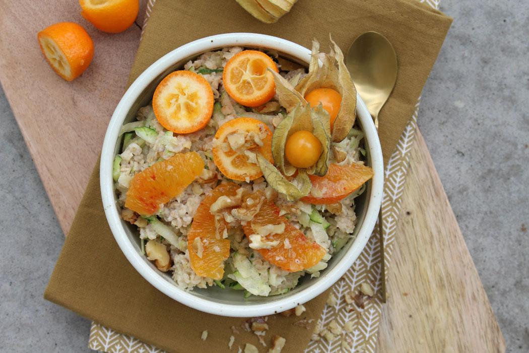 Grundrezept Zoats Zucchini Porridge02