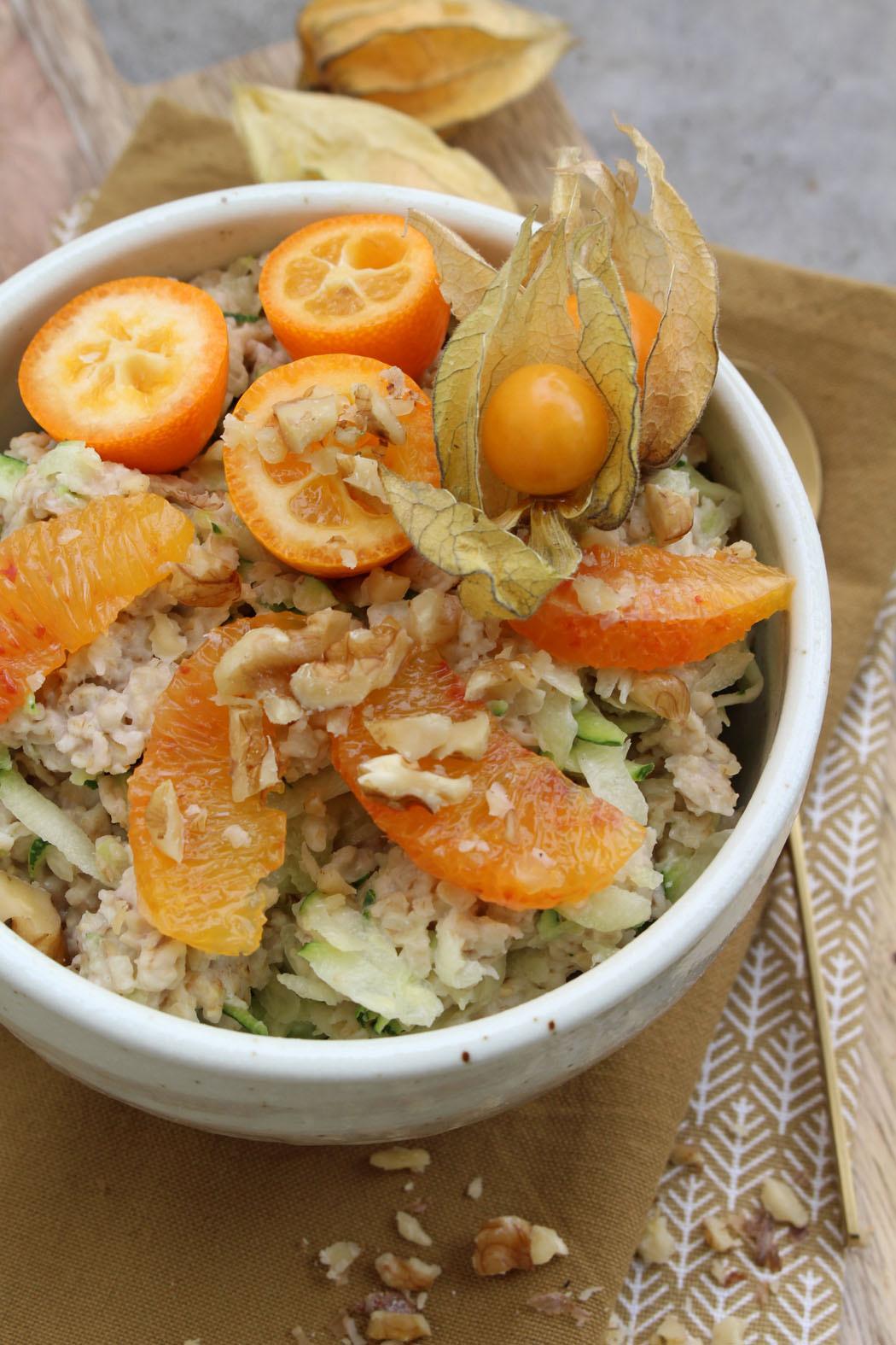 Grundrezept Zoats Zucchini Porridge04