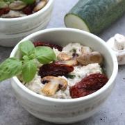 Rezept: Herzhafter Frühstücks-Porridge | Projekt: Zuckerfrei {Phase 1}
