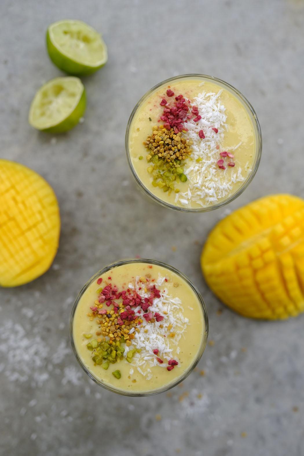 Mango Lassi vegan03