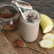 Recipe: Peanut Butter Banana Post-Workout Shake
