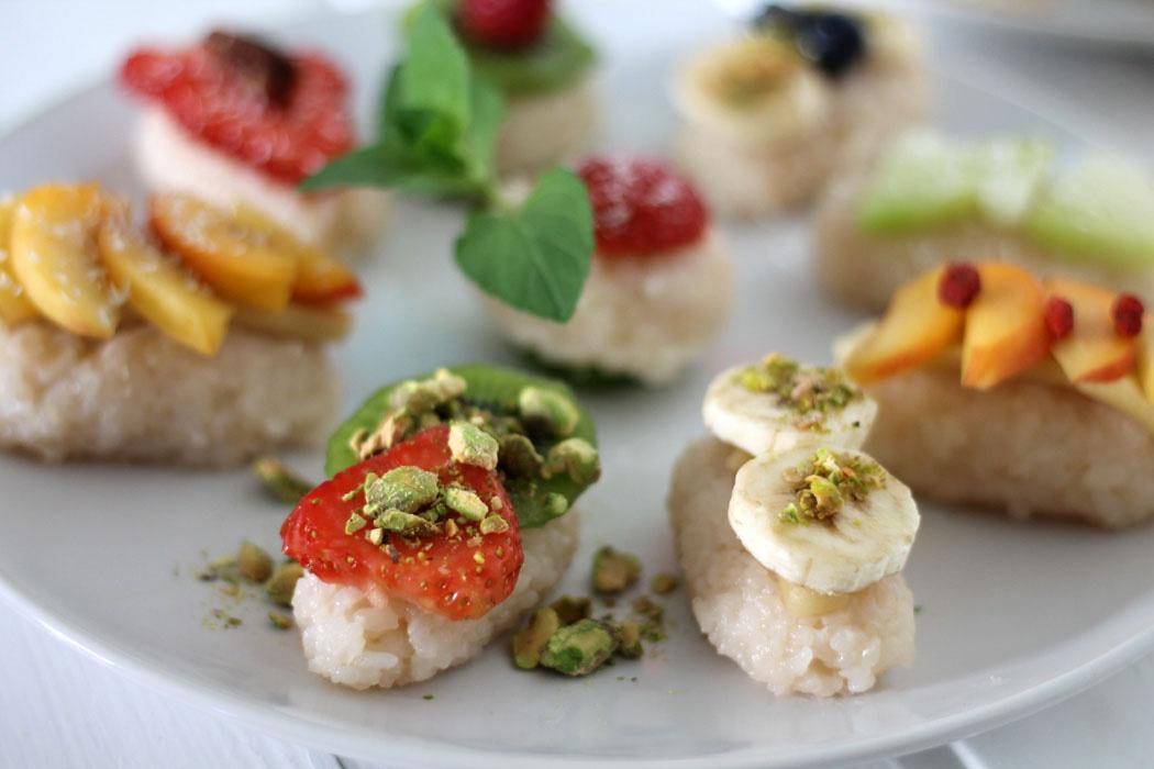 Süßes Sushi 2