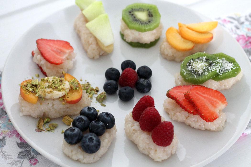 Süßes Sushi 5
