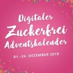 Zuckerfrei Adventskalender (digital und kostenlos)