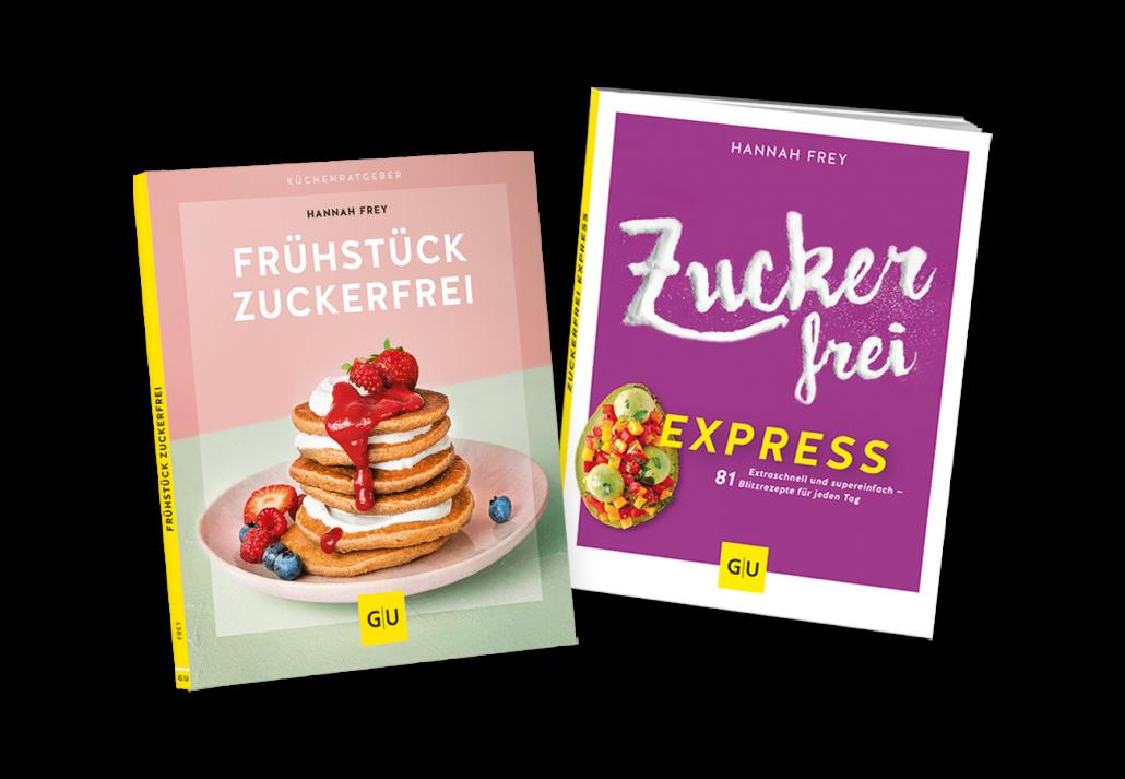3D Cover KüchenratgeberZuckerfrei Express