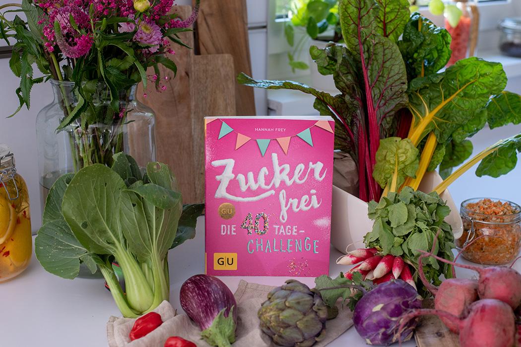 Buch Zuckerfrei Die 40 Tage Challenge