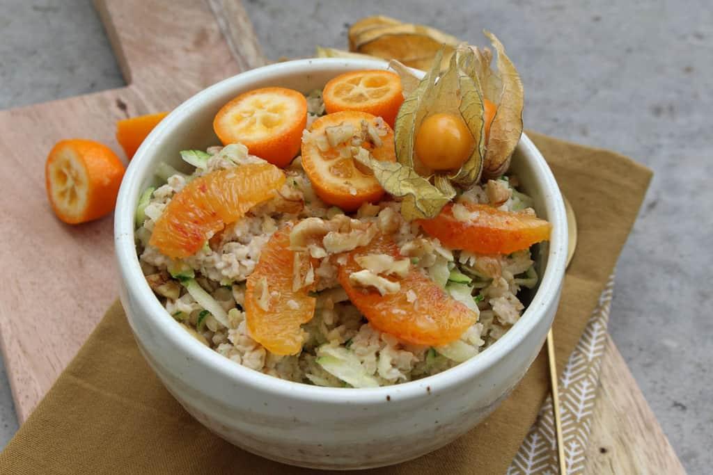 Grundrezept Zoats Zucchini Porridge01