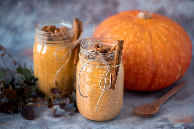 Pumpkin Pie Overnight Oats01