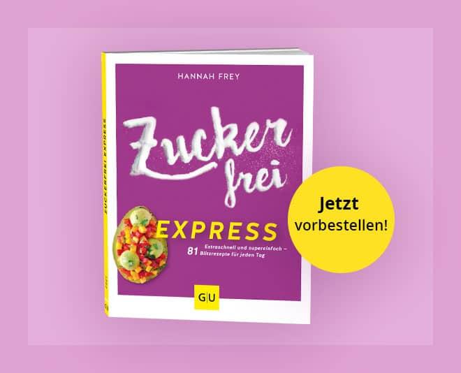 Zuckerfrei Express Hannah Frey