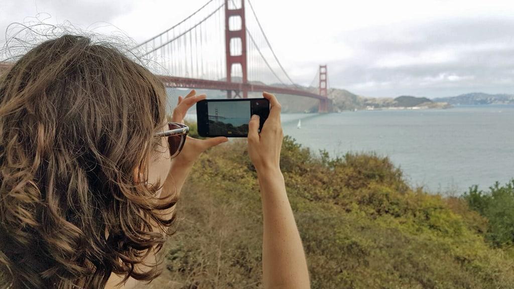 Golden Gate Bridge Hannah