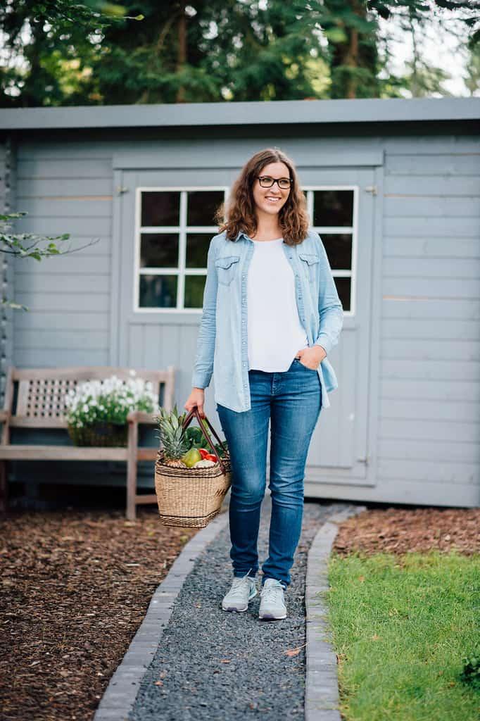 Hannah Frey Projekt Gesund leben