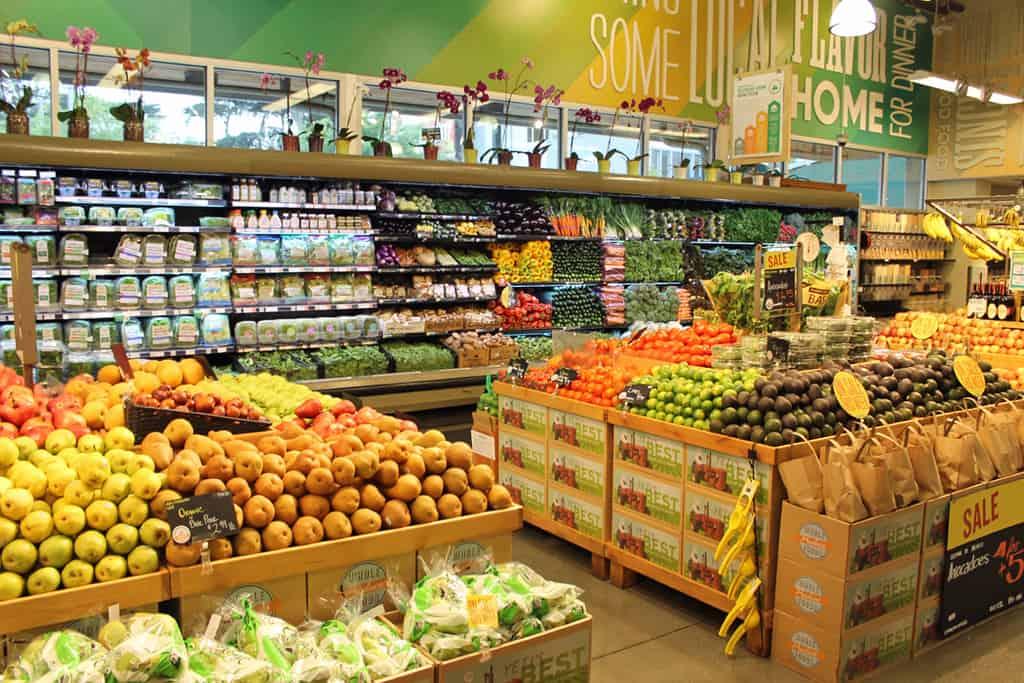 San Francisco Whole Foods