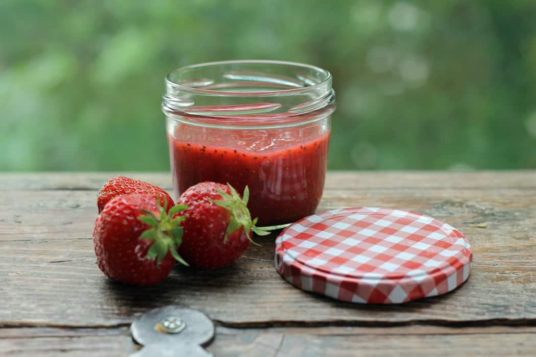 Chia Erdbeer Marmelade1 20