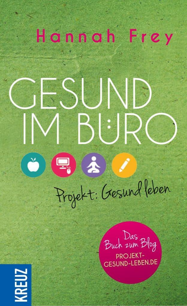 Cover Gesund im Buero