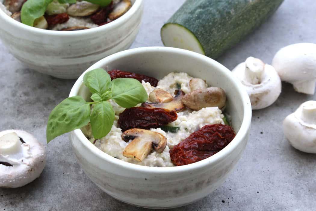 Herzhafter Fruehstuecks Porridge02 5