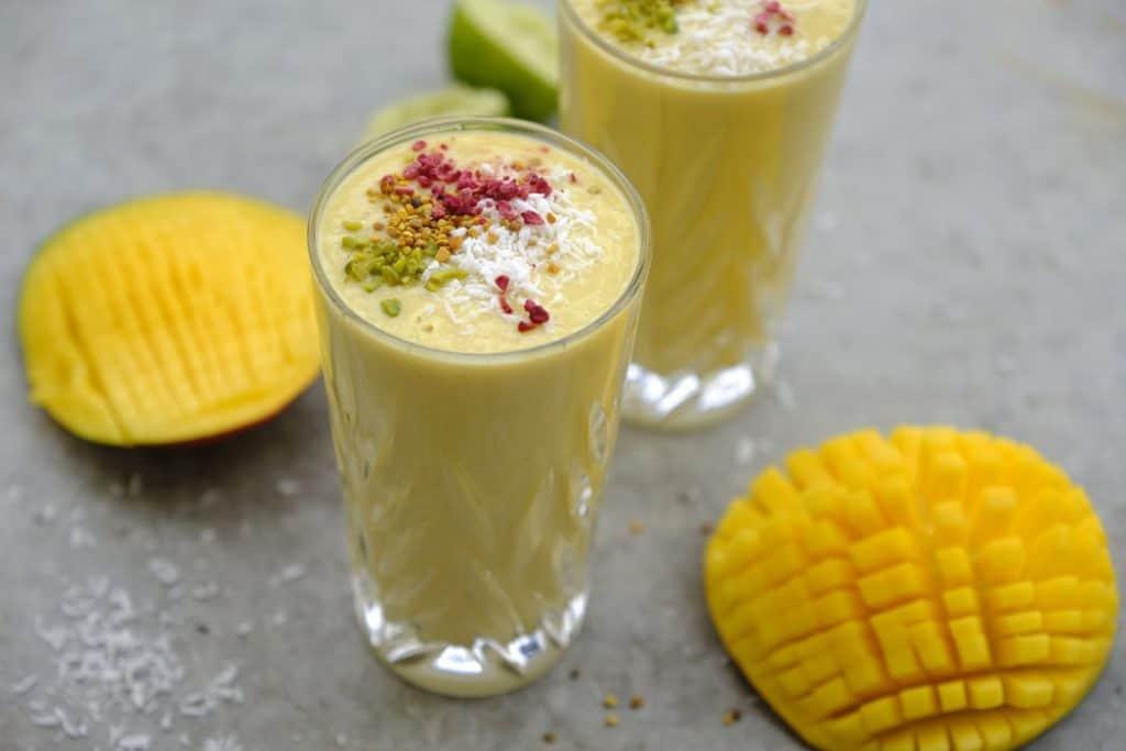 Mango Lassi vegan01 10