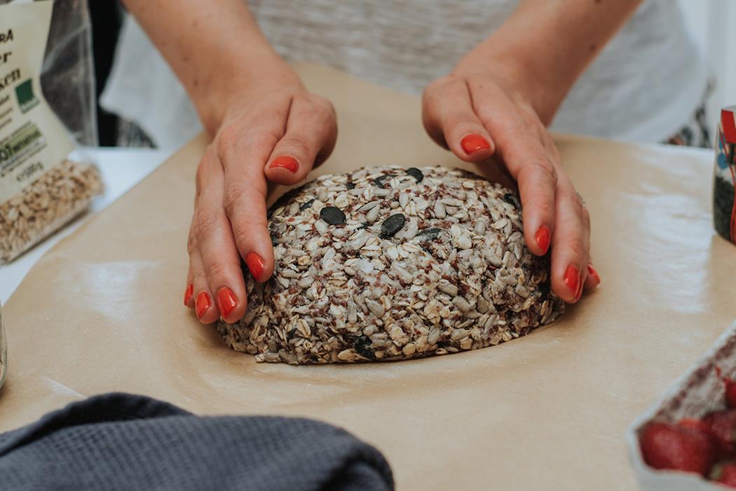 Brot ohne Mehl und Hefe01