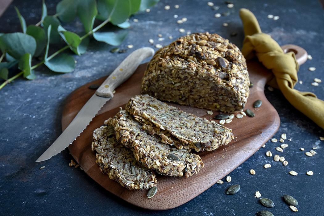 Brot ohne Mehl und Hefe04