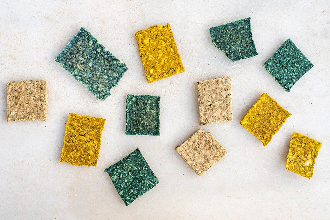 Glutenfreie Rohkkost Cracker03
