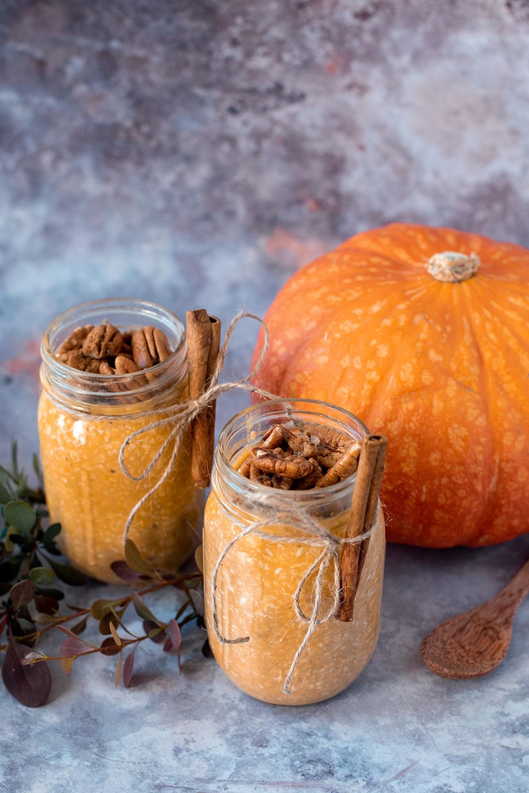 Pumpkin Pie Overnight Oats02