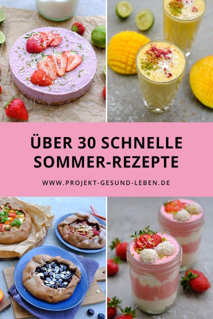 Ueber 30 schnelle Sommer Rezepte Pinterest neu02