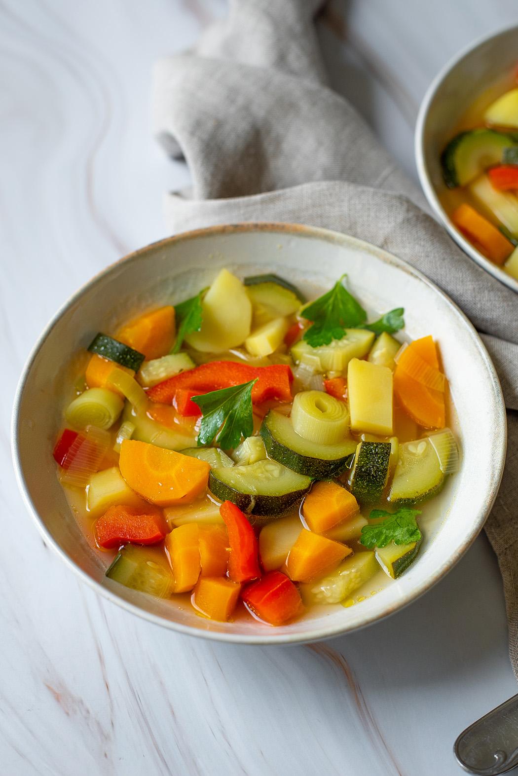 Gemüse Suppe02