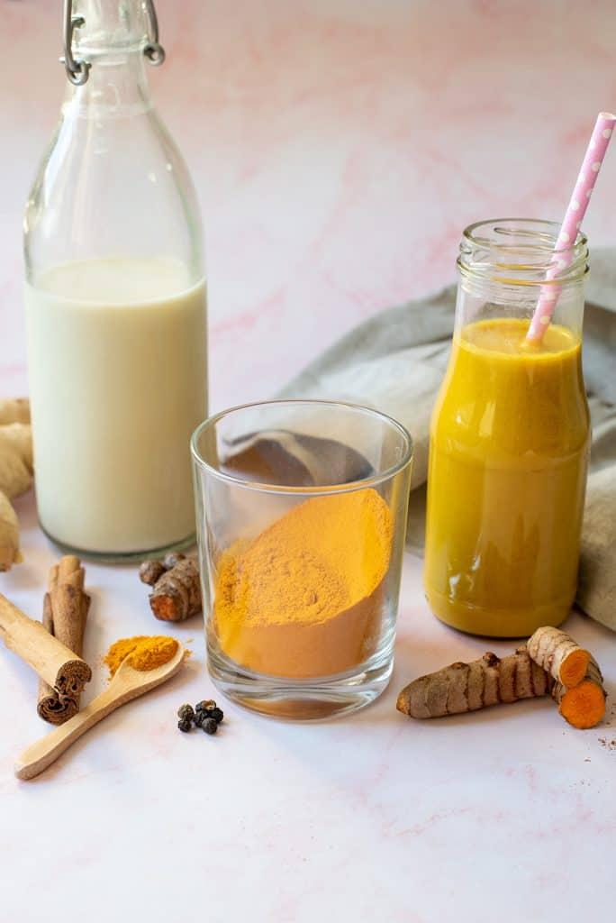 Goldene Milch Pulver selber machen DIY04