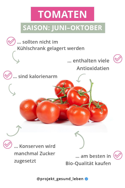 Warenkunde Tomaten Pinterest