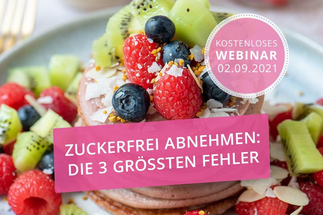 Webinar Zuckerfrei